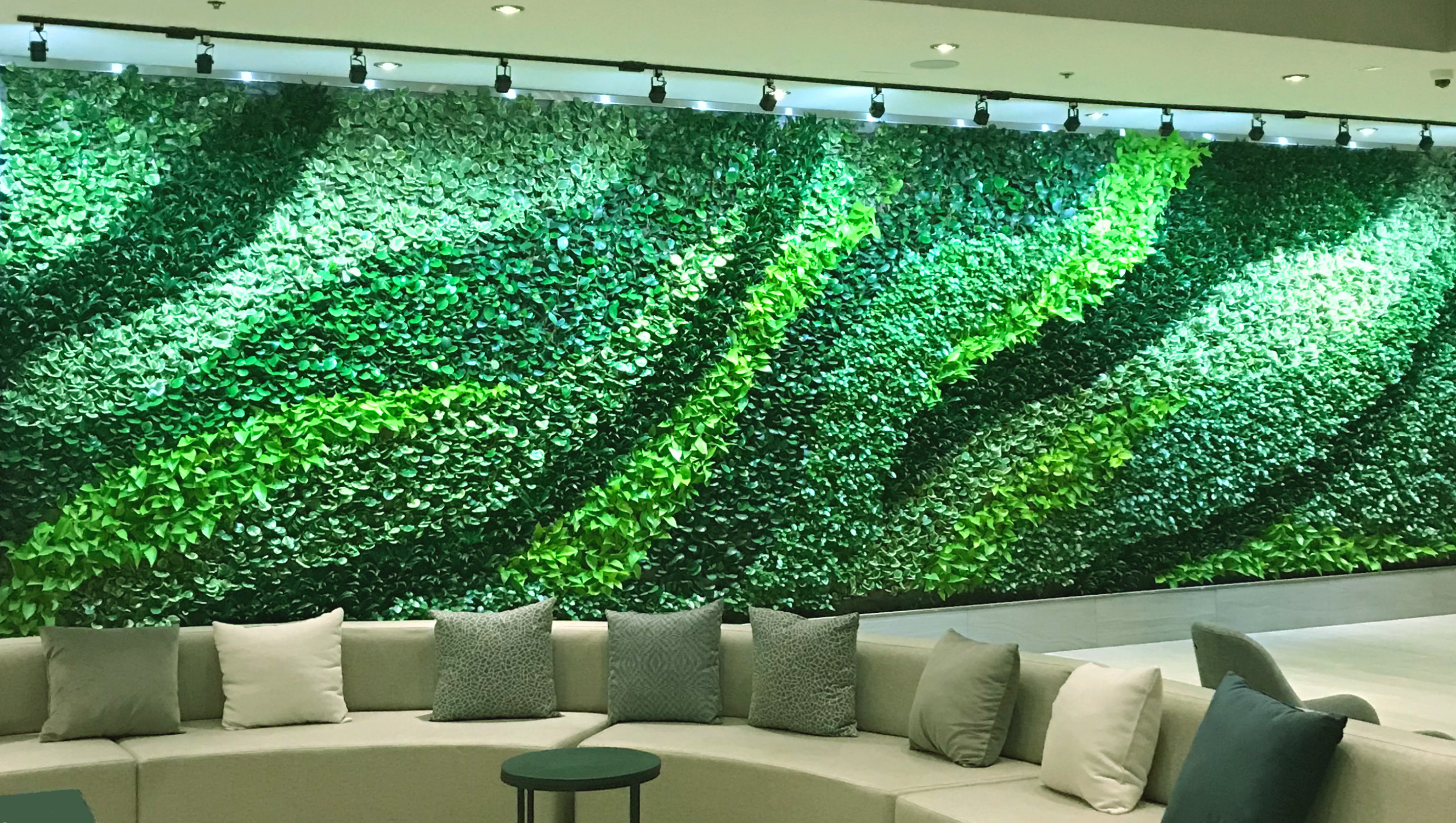 Living Wall Systems Canada Vertical Oxygen
